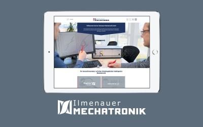 IMG Ilmenau Website - Startseite