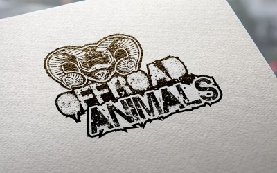 Offroad Animals Logo