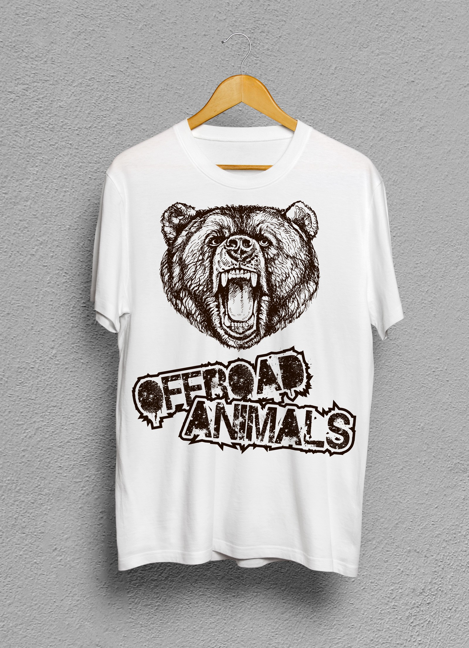 Offroad Animals T-Shirt