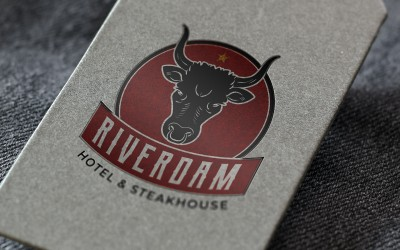 Logo Riverdam Hotel & Steakhouse