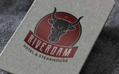 Logo Riverdam Hotel & Steakhouse